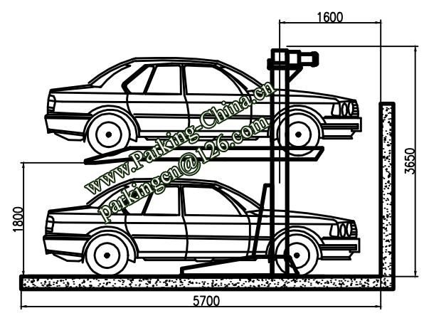 dayang parking  china parking system manufacturer  automated parking  mechanical parking  car